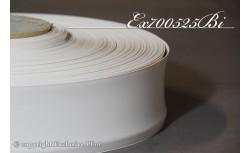Zachte PVC plint 70 mm (Wit)