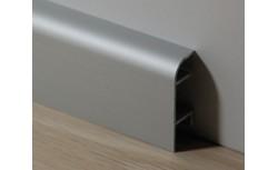 Aluminium plint 40x14 mm Geanodiseerd
